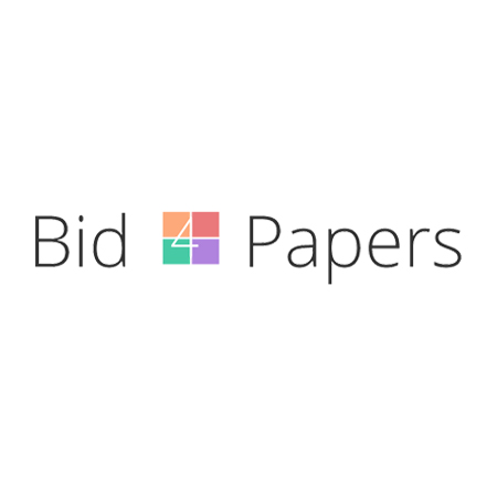 Bid4papers.com logo