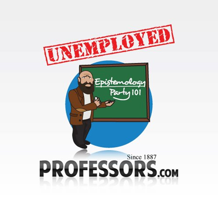 Unemployedprofessors.com logo