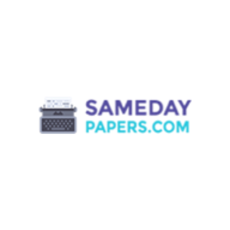 Samedaypapers.com logo